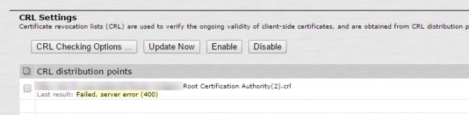 "Screenshot showing the text ""Server error (400)"""