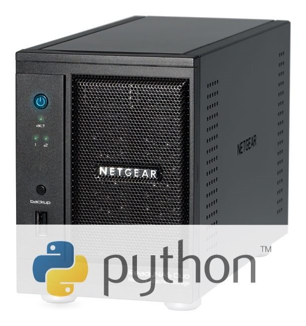 Kvetinas Duo: Compiling & Installing Python 2.7 On The Netgear ReadyNAS