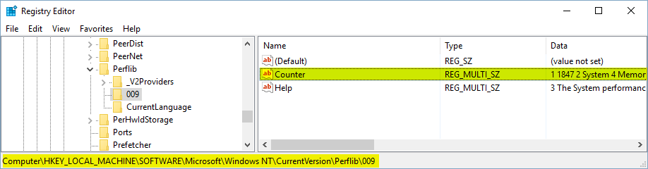Use PowerShell to list all Windows Performance Counters and